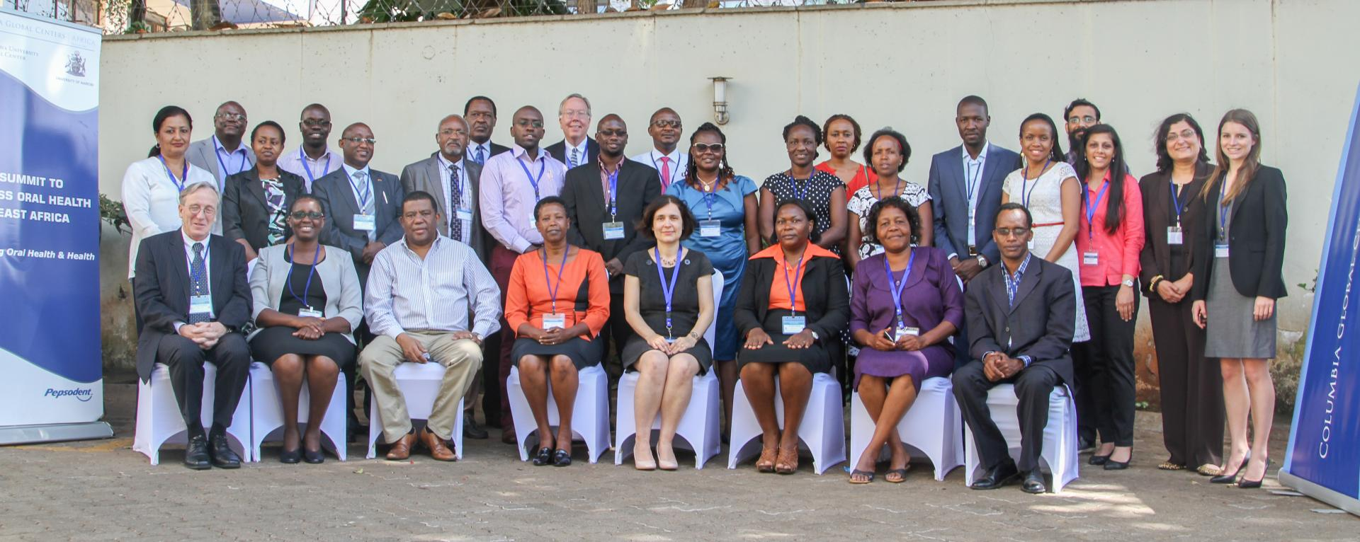 Nairobi Oral Health Summit 2015