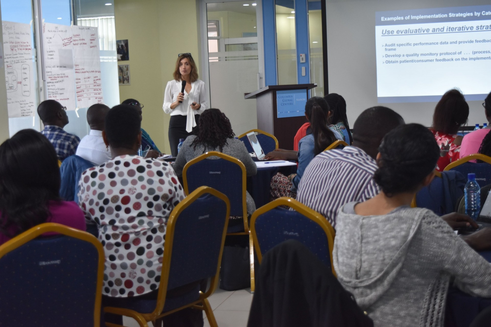 2019 Global Health Implementation Science Workshop