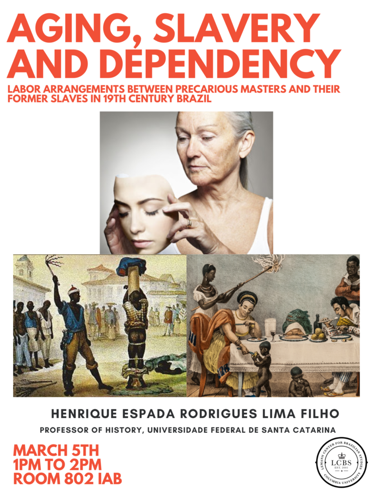 Aging, Slavery, and Dependency: Labor Arrangements Nineteenth-Century Brazil