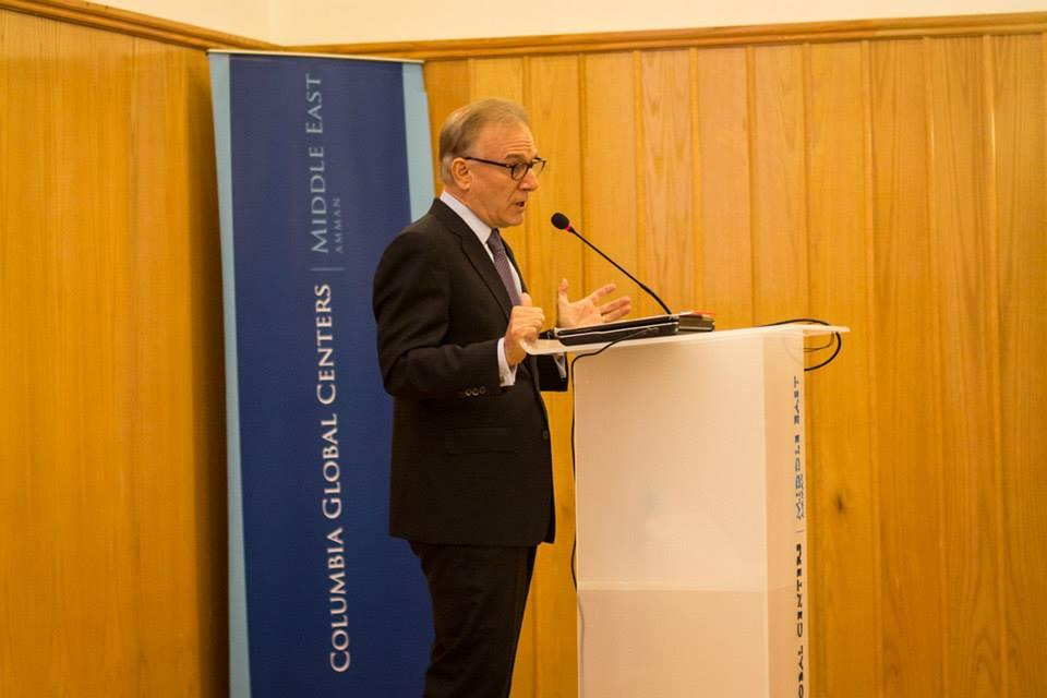 U.S. Policy and the Middle East Crisis - A Talk by David Ignatius