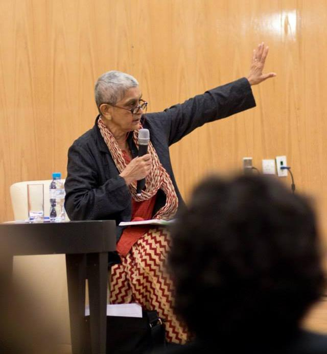 How Can There Be a Feminist World – A Talk by Gayatri Spivak