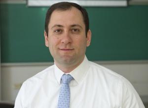 photo of Ibrahim S. Odeh