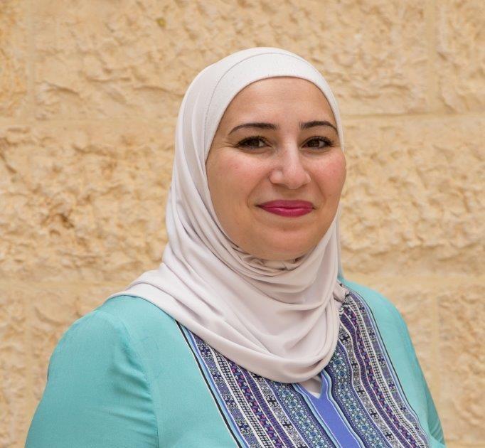 photo of Lina Sharaan