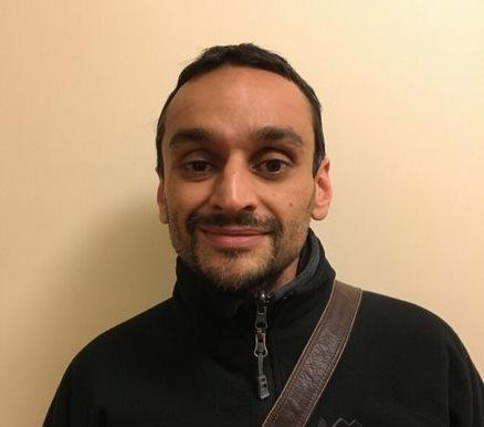photo of Najam Haider