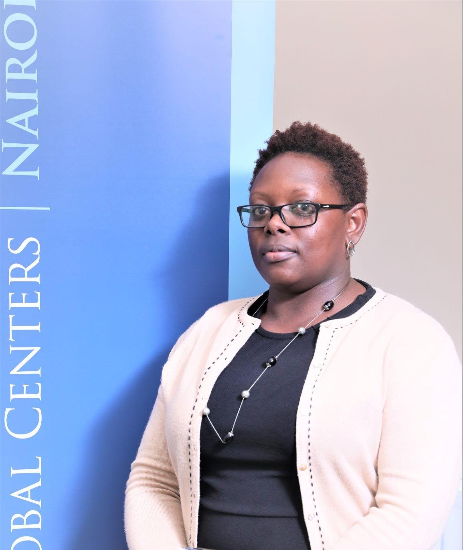 photo of Anne L. Mwangi