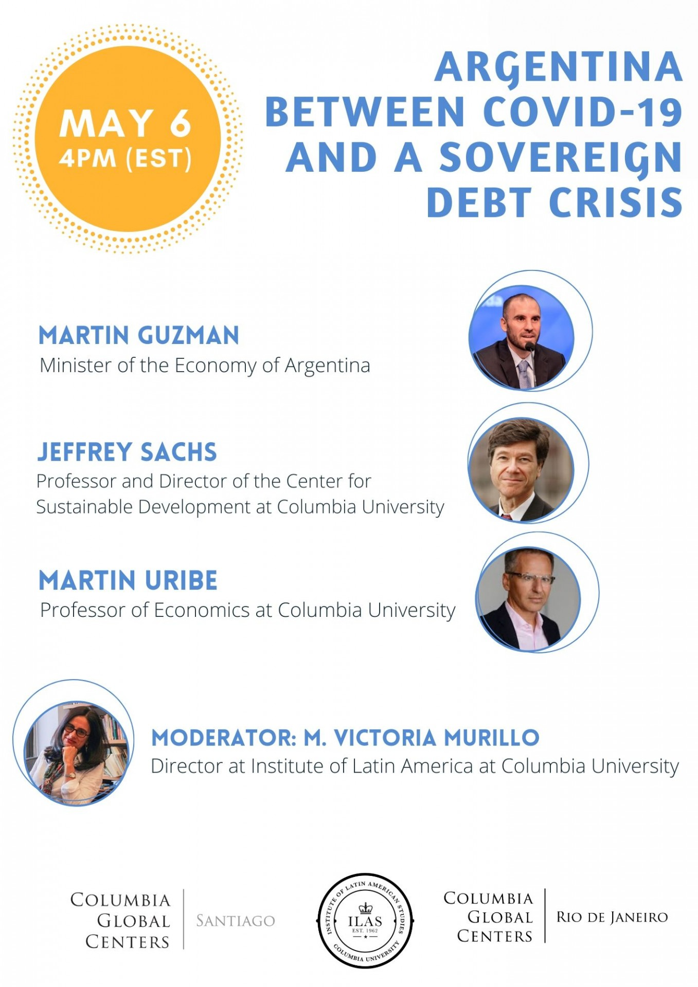 Argentina between COVID19 and a sovereign debt crisis