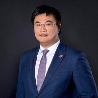 Xuchu Lin, General Manager of Guangzhou Industrial Investment Fund Management Co., Ltd.