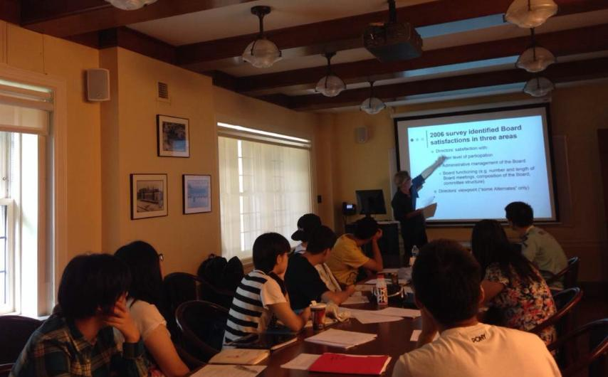 Columbia Social Science Research Training Workshop for Chinese High School Students