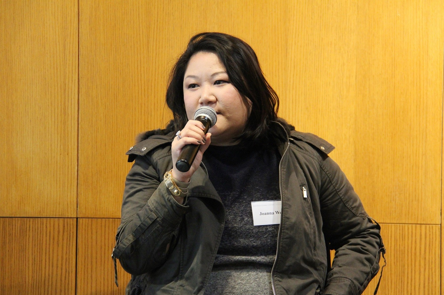 Joanna Wei, Co-founder of Beijing Makerspace