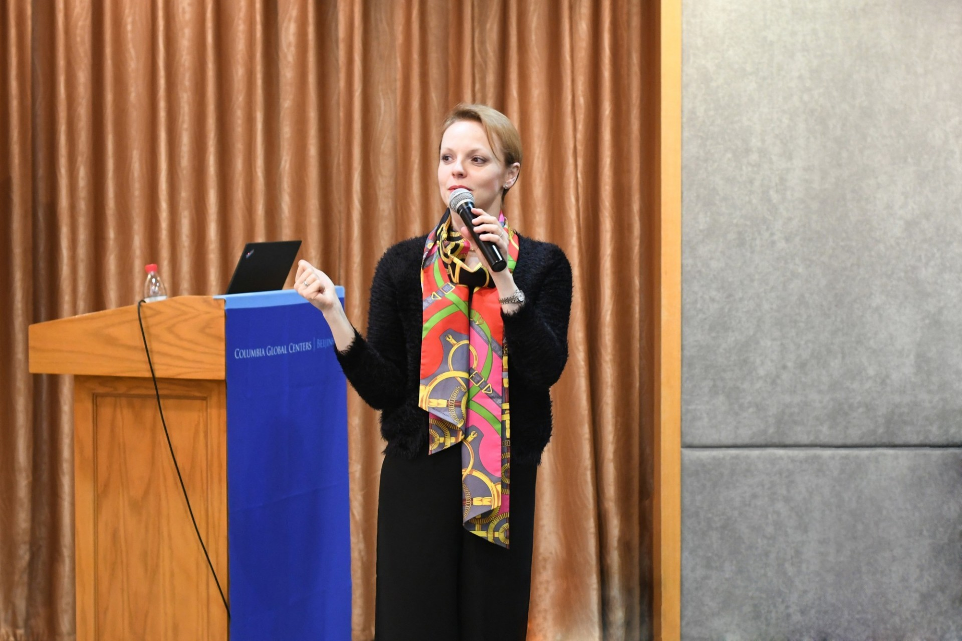 Dr. Magdalena Stern-Baczewska performs a recital and hosts a public lecture on Martial Arts Trilogy