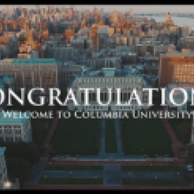 Columbia University Undergrad New Students (Class of 2021) & Parents Gathering