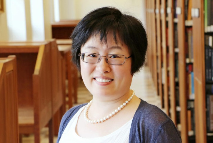 photo of Qin Gao