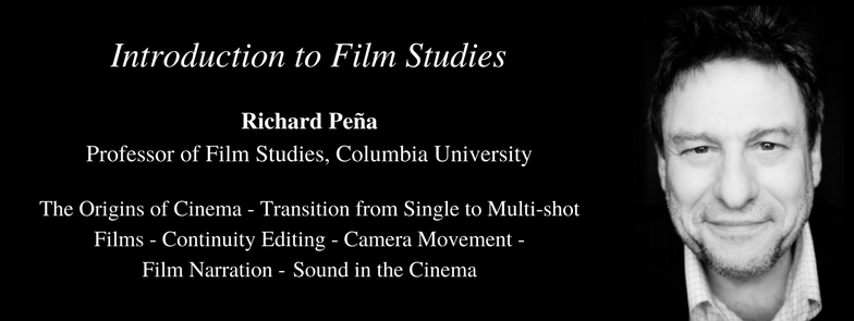 Richard Pena Film Course