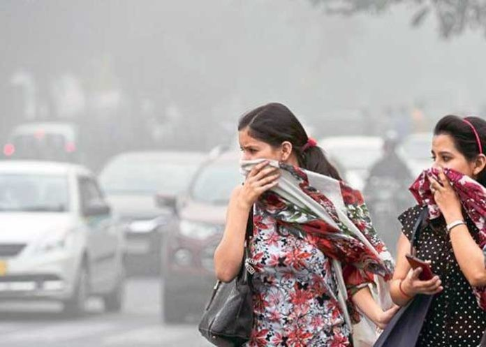 Women Air Pollution
