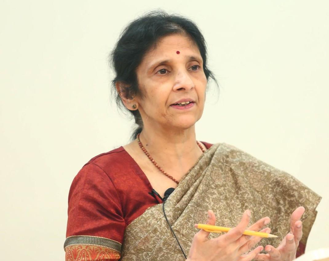 photo of Gauri Viswanathan