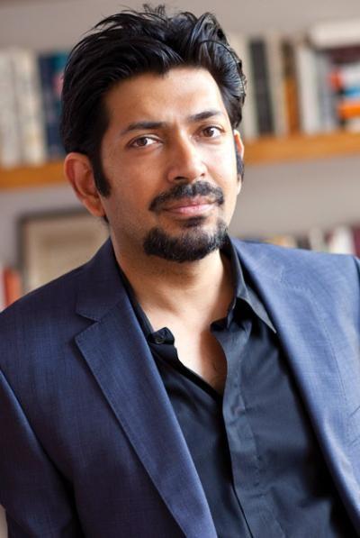 photo of Siddhartha Mukherjee