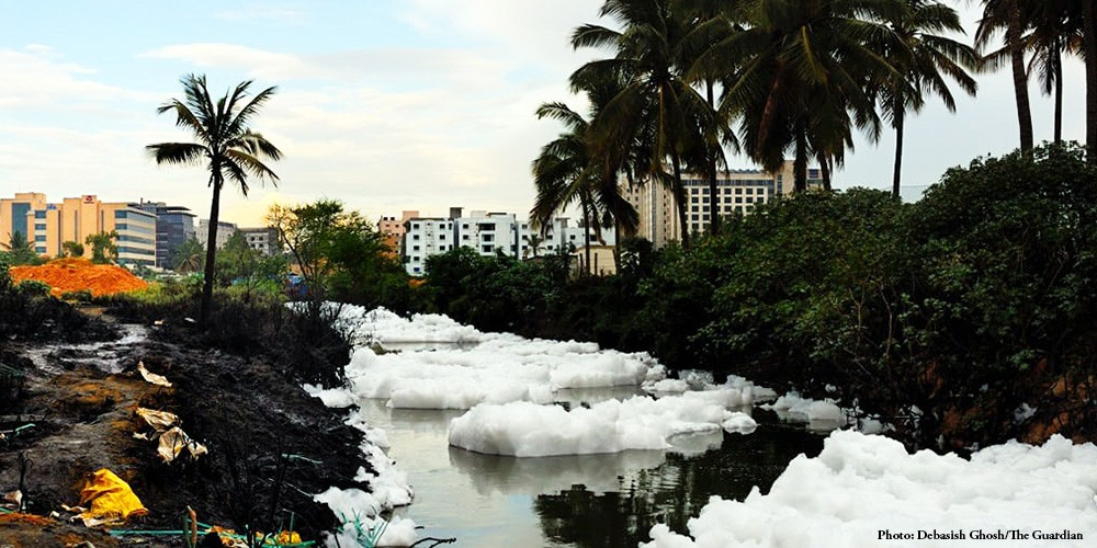 Bellandur Lake