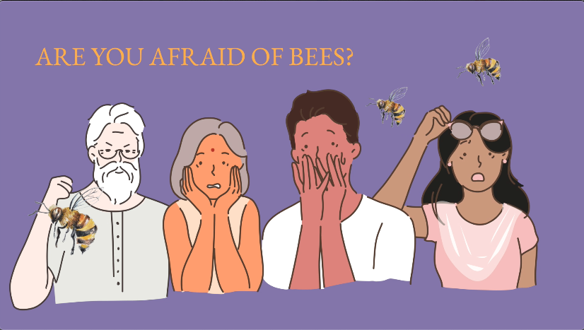 Don't Bee Afraid