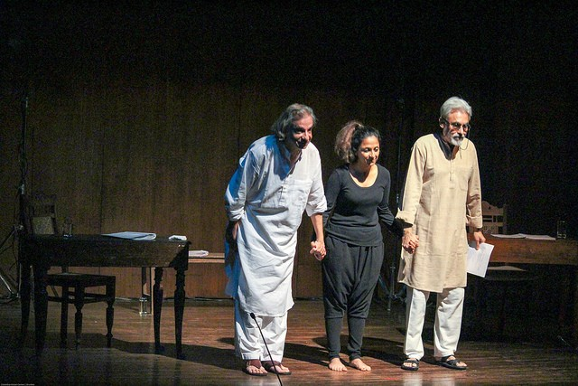 Prophet and the poet play in Mumbai