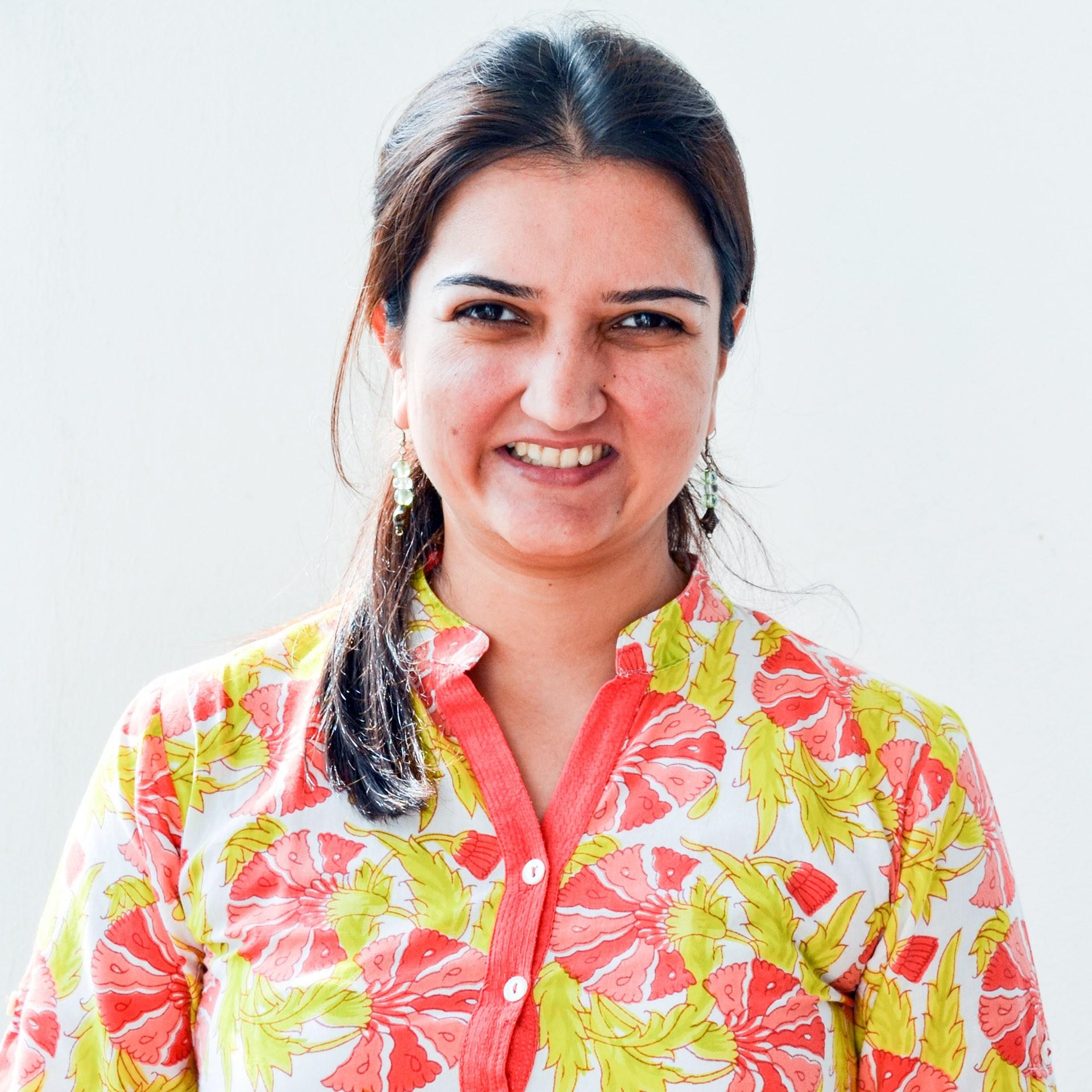 photo of Madhavi Rajadhyaksha