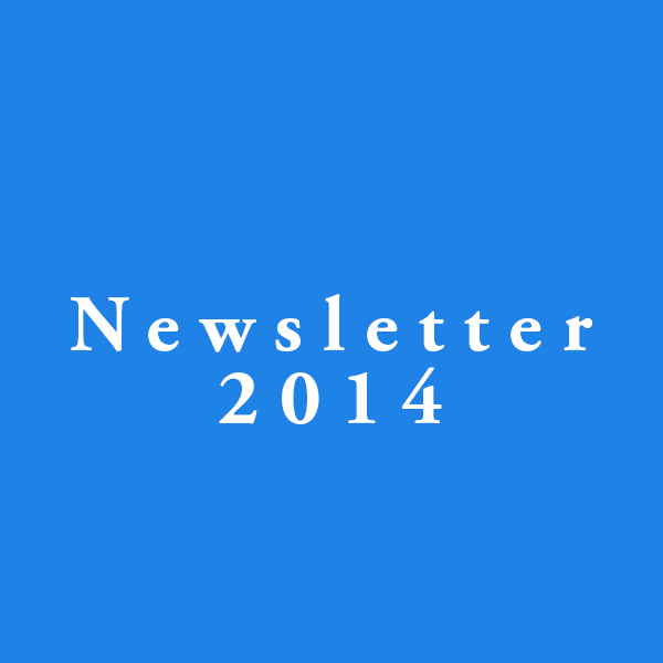 Newsletter 2014 Placeholder