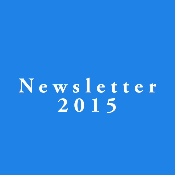 Newsletter 2015 Placeholder