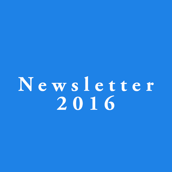 Newsletter 2016 Placeholder