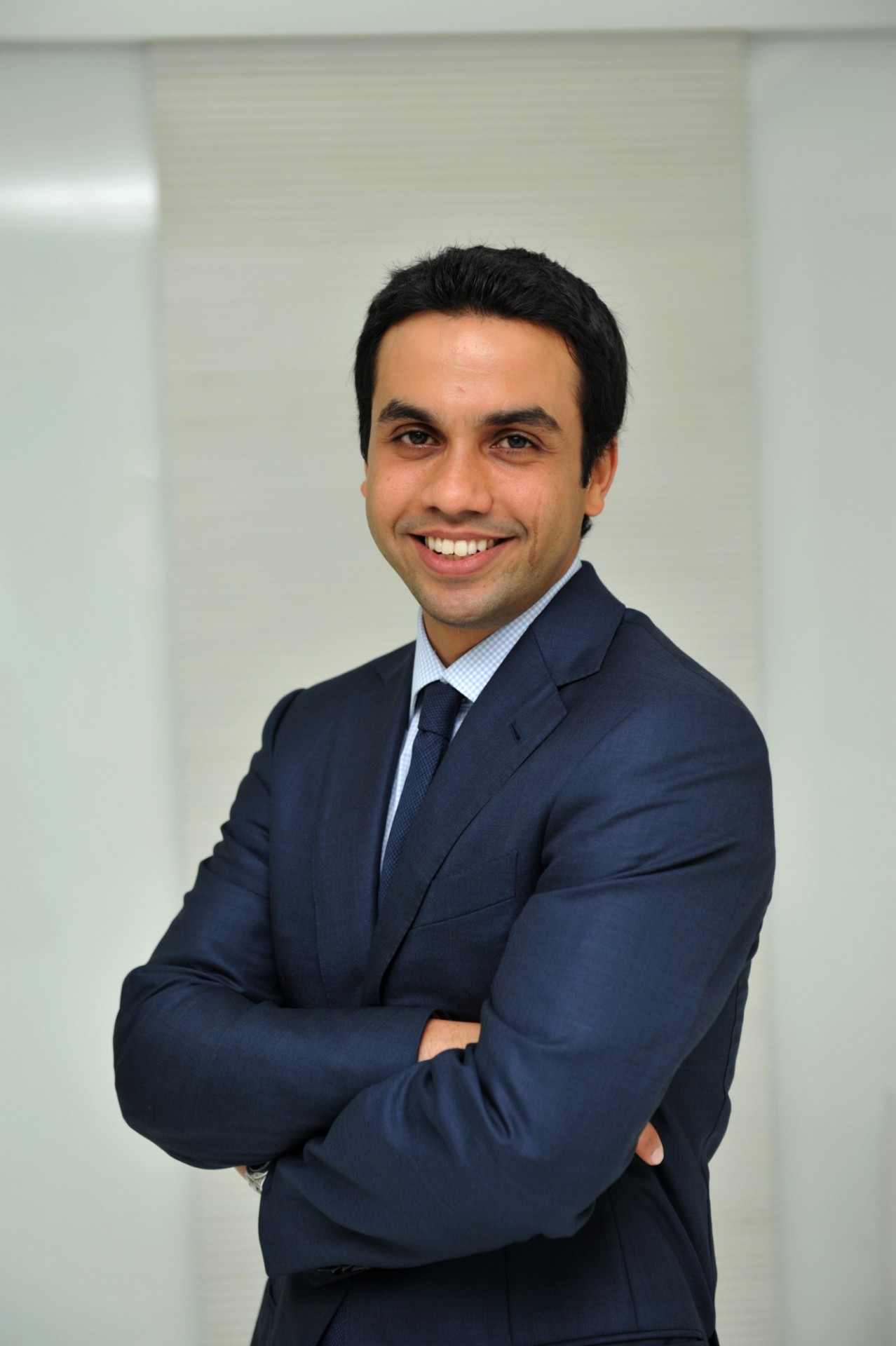 photo of Pirojsha Godrej