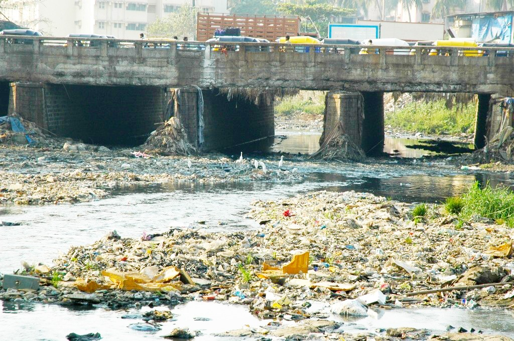 environmental problems in mumbai
