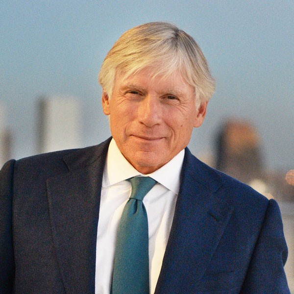 picture of Columbia University President, Lee Bollinger