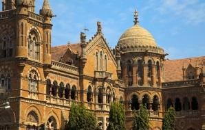 Outside view of Mumbai University