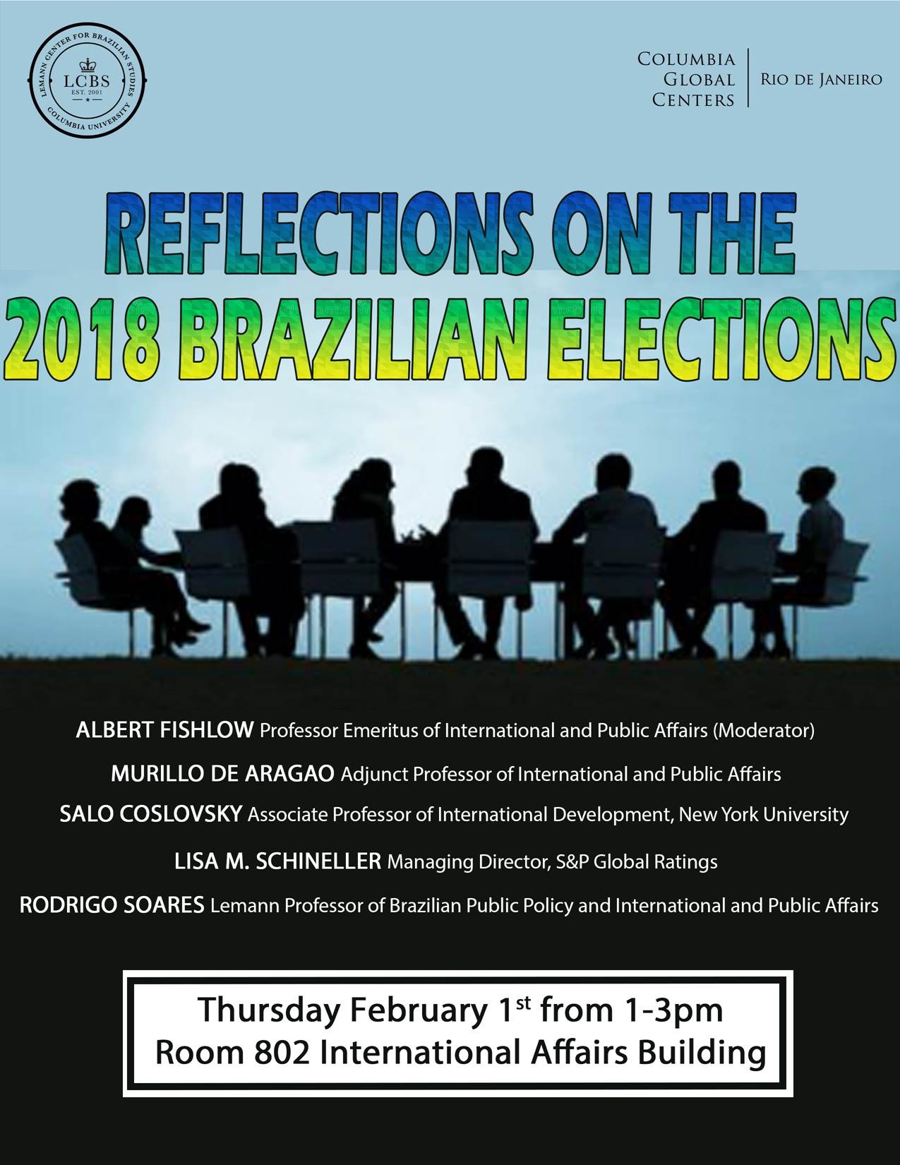 Reflections on the 2018 Brazilian Elections