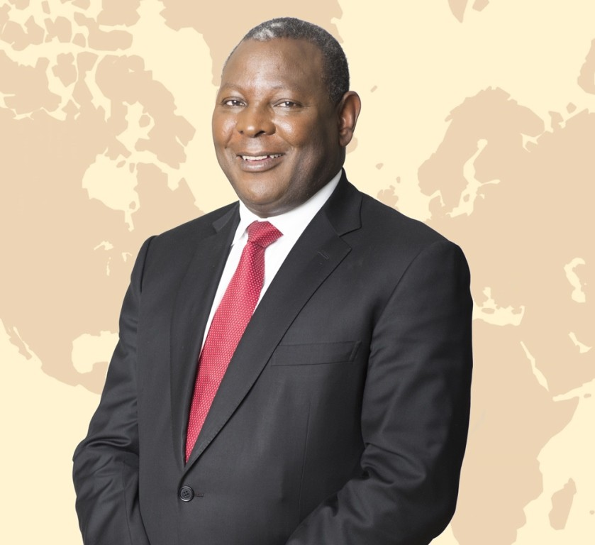 photo of Dr. James Mwangi
