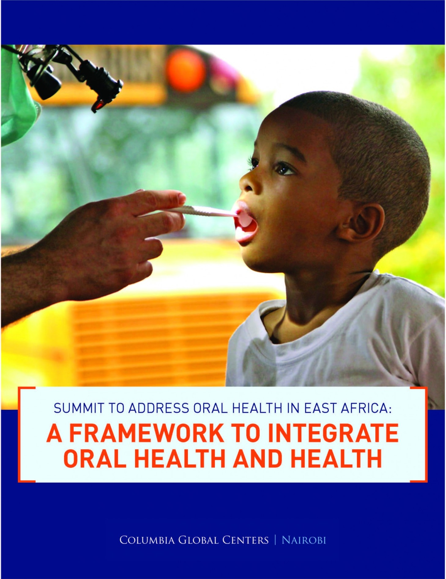Oral Health in East Africa