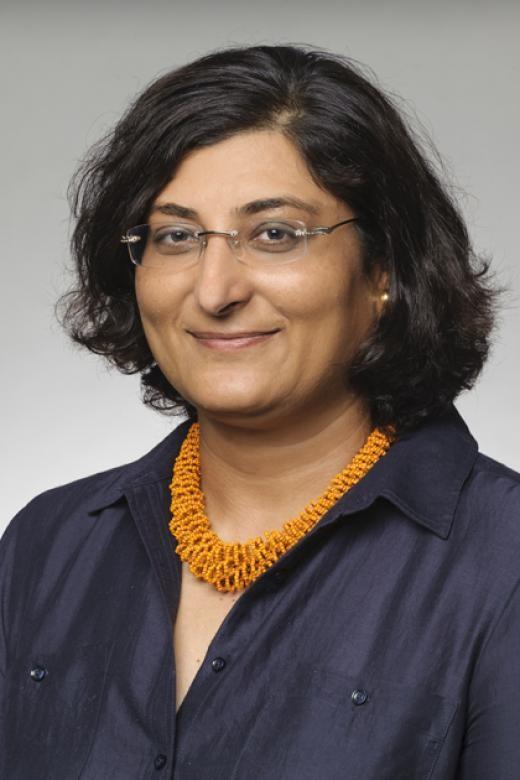 photo of Kavita P. Ahluwalia
