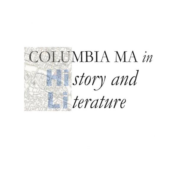photo of Columbia Masters in History and Literature