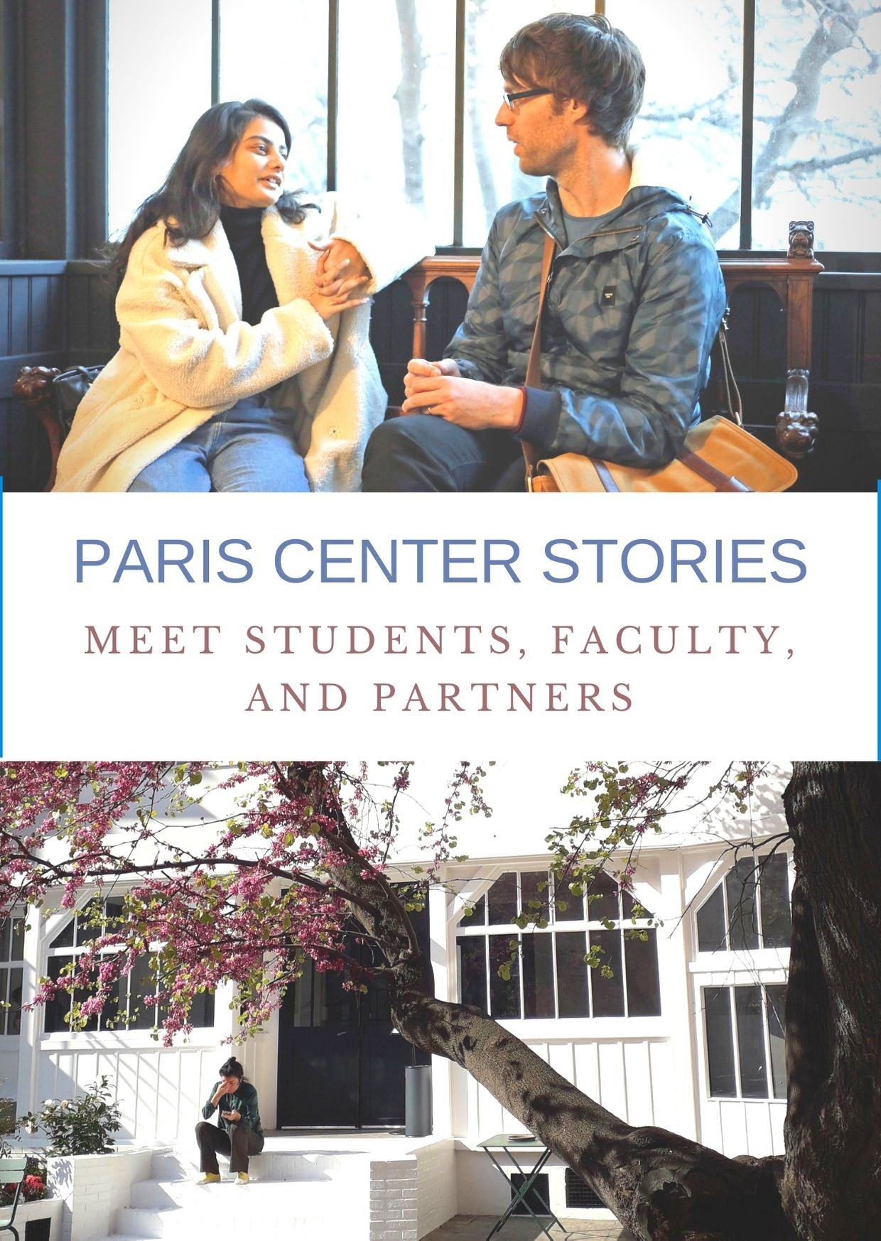 Paris Center Stories