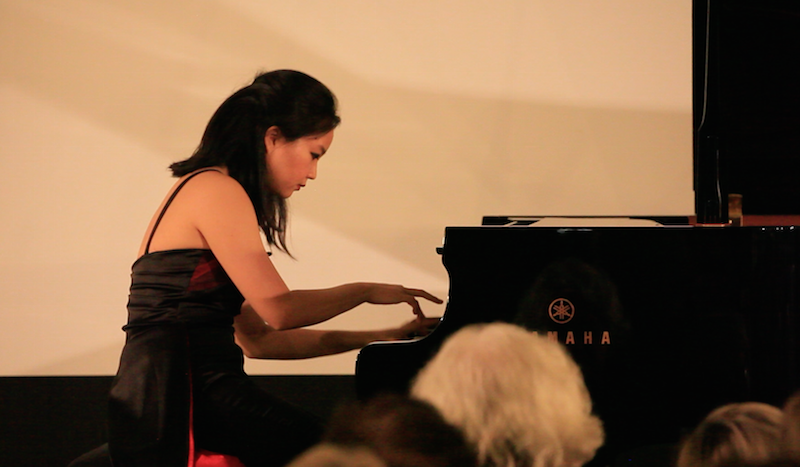 Cindy Liu plays Prokofiev