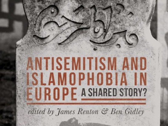 Book cover for Antisemitism and Islamaphobia