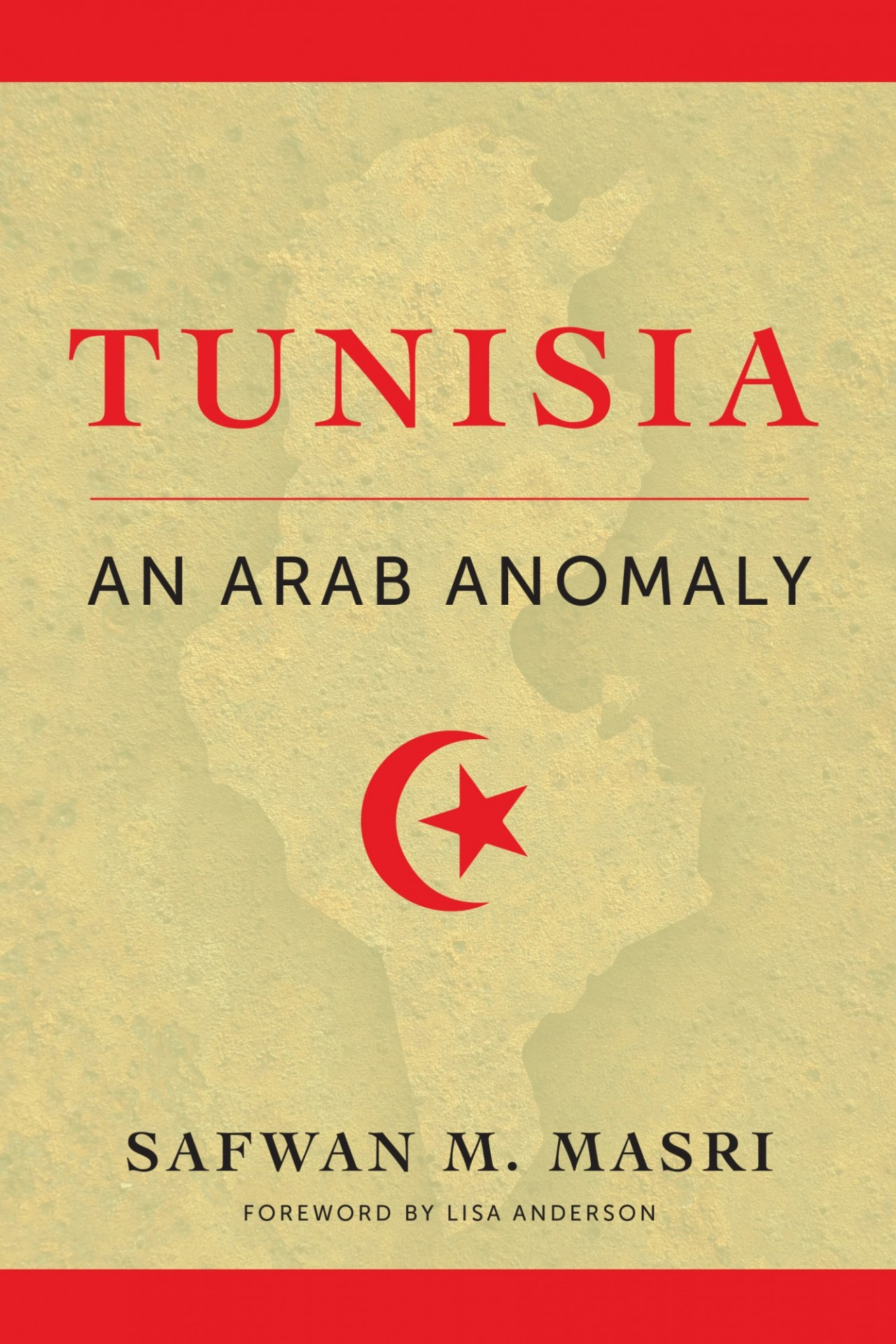 Book cover for Tunisia: An Arab Anomaly