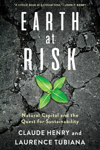 Book Cover for Earth at Risk