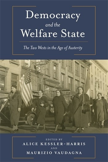 Book Cover for Democracy and the Welfare State
