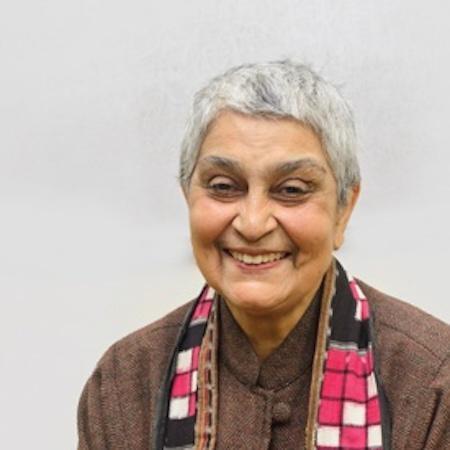 photo of Gayatri Chakravorty Spivak