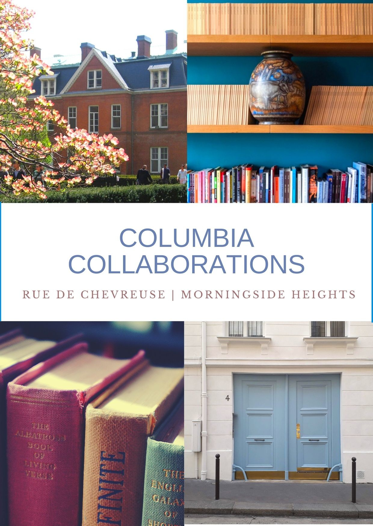 Columbia Collaborations