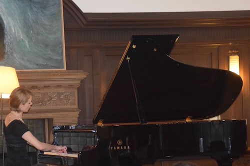 Columbia Sounds: Magdalena Baczewska in concert