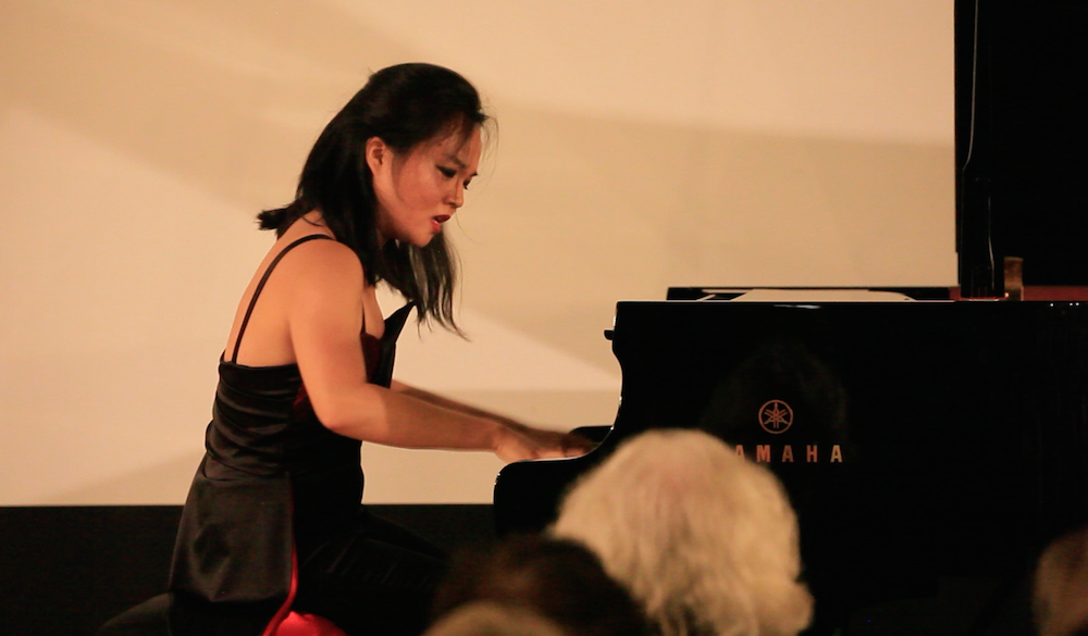 Cindy Liu plays Sonata 6