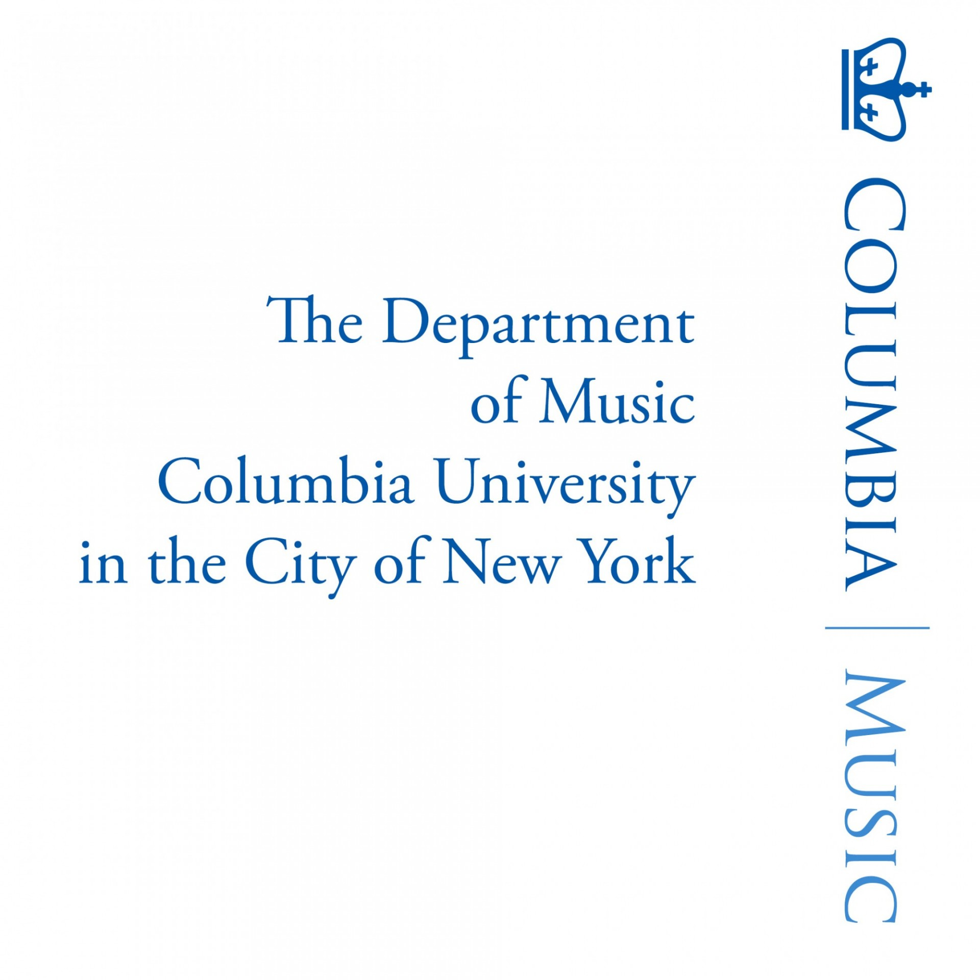 photo of Columbia University Department of Music