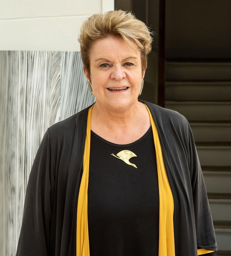 photo of Brunhilde Biebuyck (ex officio)