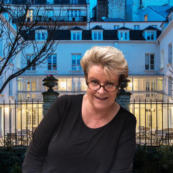 photo of Brunhilde Biebuyck