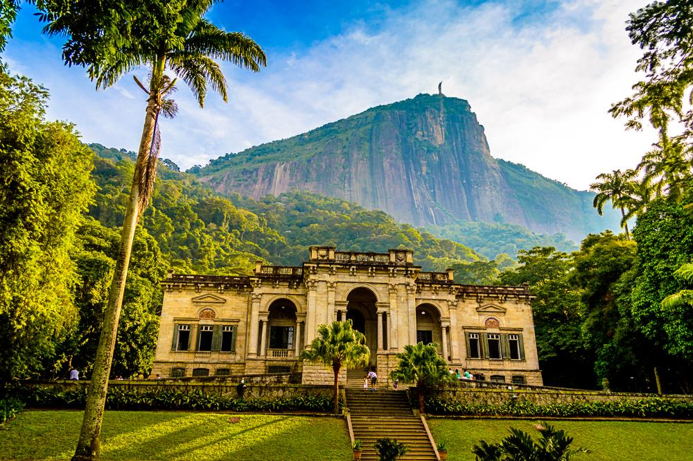 Parque Lage and Corcovado